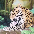Pristine - Jaguar by Heather Ward