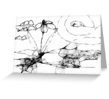 30 second  landscape Greeting Card