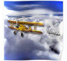 Valentine Be Mine Poster