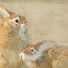 Bunny Buddies by Maria Dryfhout