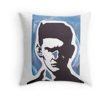 Top-Man Throw Pillow