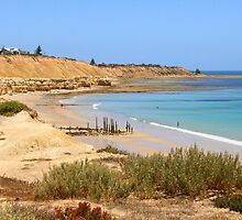 Port Willunga, South Australia by Gail Mew