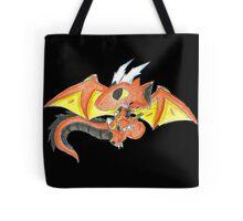 Baby Halloween Dragon Tote Bag