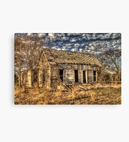 Ghosts of Pioneers Past Canvas Print