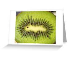 Kiwi for Brekkie Greeting Card