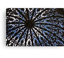 Launceston Pergola Canvas Print