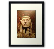 Forgive Me Framed Print