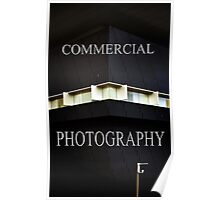 Commercial Photography Poster