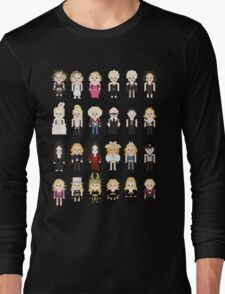 Madge's Evolution Long Sleeve T-Shirt