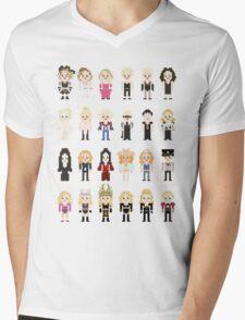 Madge's Evolution Mens V-Neck T-Shirt