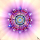 Sacred Geometry 22 by Endre