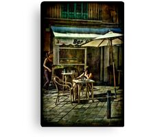 Where are you? Canvas Print