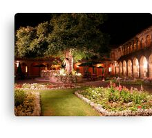 Luxury Boutique Hotel, Cusco, Peru Canvas Print