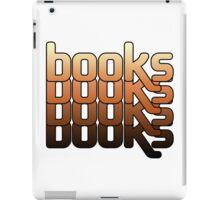 OMG Have You Heard?! BOOKS! iPad Case/Skin