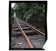 Eubenangee Rail Poster