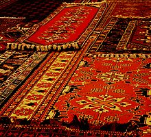 Turkish Rugs by Deb Gibbons