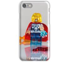 """""""With this drink, you will become invincible!... or is it invisible?!"""" iPhone Case/Skin"""
