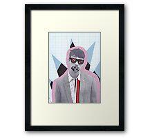 Top-Man No.2 Framed Print