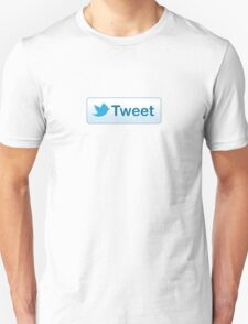 Twitter Tweet Button Shirt T-Shirt