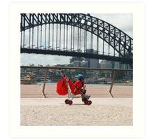 Sydney10 Art Print