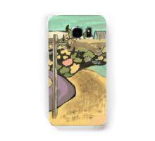 13th Street, Havre, Montana Samsung Galaxy Case/Skin
