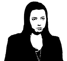 April Ludgate - Parks and Recreation Photographic Print