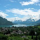 Wolfgangsee - Austria by Lucas Modrich