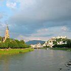 Salzburg - Austria by Lucas Modrich