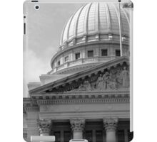 Capitol, Madison iPad Case/Skin