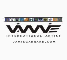 JAMIE GARRARD - INTERNATIONAL ARTIST Baby Tee