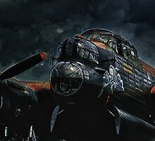 Late night sortie by Bob Martin