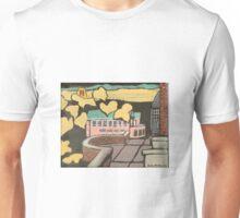 Pershing Hall, MSU-Northern Unisex T-Shirt