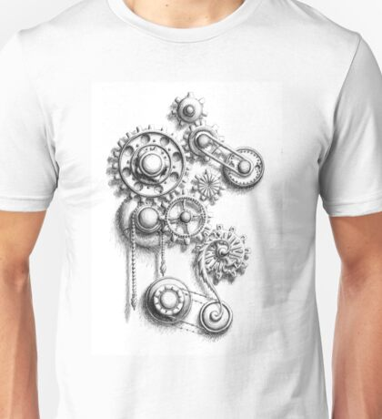 Cogs #5 Unisex T-Shirt