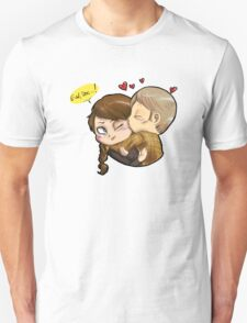 Hannibal - Margot and the Doc Unisex T-Shirt