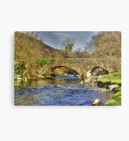 River Duddon Bridge - Lake District Metal Print