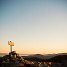 Sunrise, Saddleback Mountain, Maine by McSquishyface