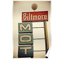 Biltmore Poster