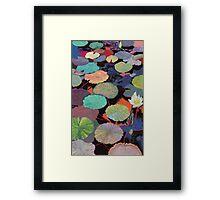 Ina's Magic Framed Print