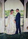 Wedding Day by Michael Haslam