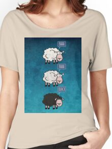Bored Sheep Women's Relaxed Fit T-Shirt