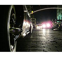 Spinners Photographic Print