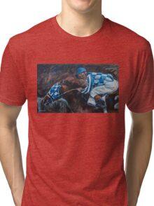 Secretariat Tri-blend T-Shirt