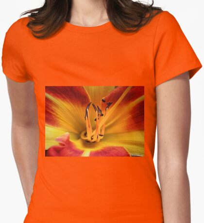Beauty And The Beasties... Womens Fitted T-Shirt