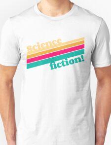 Science Fiction Rocks! Unisex T-Shirt