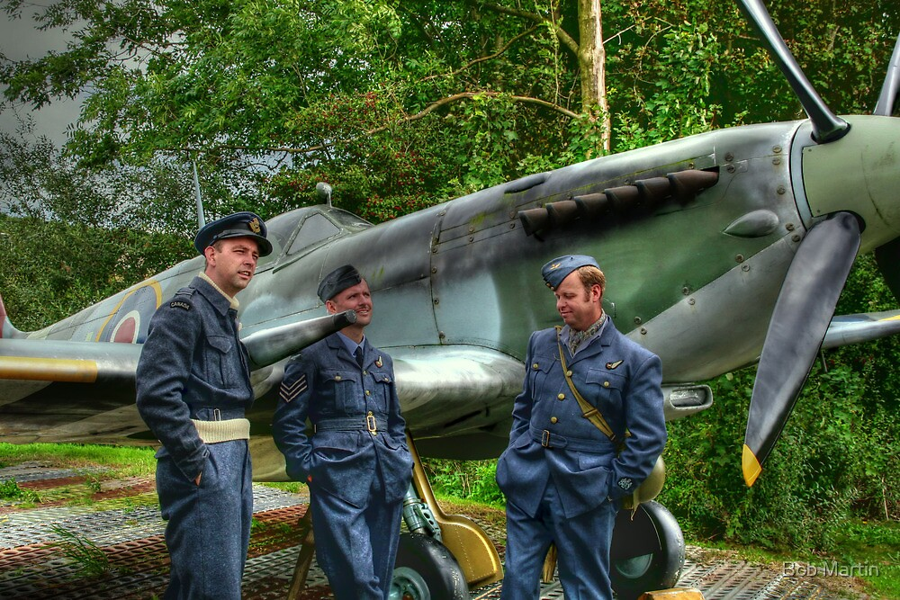 Royal Air Force revisited by Bob Martin