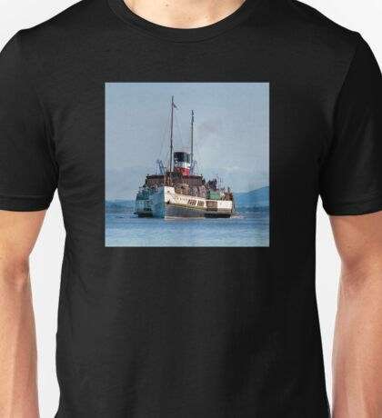 Paddle Steamer Waverley Unisex T-Shirt