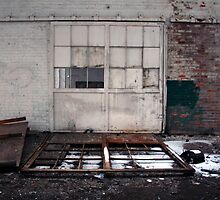 reflection - factory findings by iannarinoimages