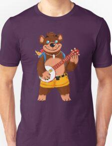 Septembear: Banjo  Unisex T-Shirt