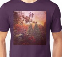 Autumn colours in the nature Unisex T-Shirt