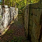 Millville Lock - Millville, MA by Stephen Cross Photography